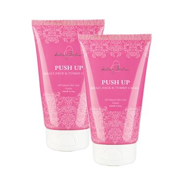 (TWIN PACK) PUSH UP Breast, Neck & Tummy Cream