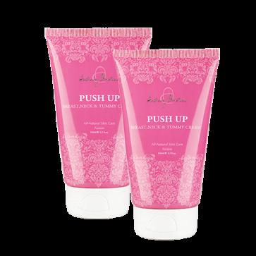(TWIN PACK) PUSH UP Breast, Neck & Tummy Cream